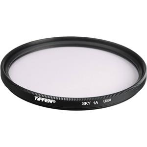 Tiffen 58mm Skylight Glass Filter 58SKY