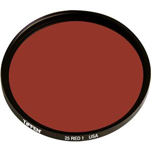 Tiffen 58mm 25 Filter, Red: Picture 1 regular