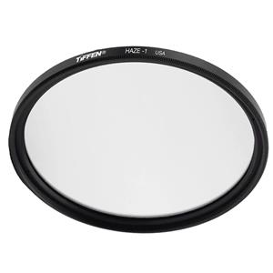 Tiffen 58mm UV-1 Haze-1 (Ultra Violet) Glass Filter 58HZE