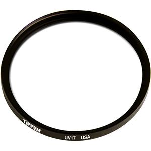 Tiffen 58mm UV-17 Haze-17 (Ultra Violet) Glass Filter 58UV17