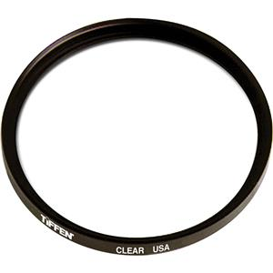Tiffen 62mm Clear Protection Glass Filter 62CLR