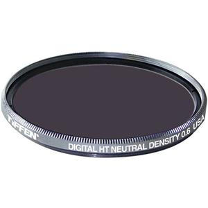 Tiffen 62mm Digital HT 4x (0.6) Neutral Density Glass Filter 62HTND6