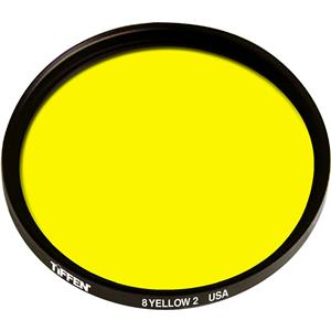 Tiffen 67mm 8 Filter, Yellow: Picture 1 regular