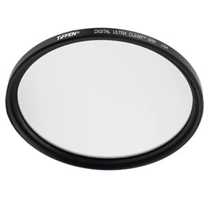 Tiffen 77mm Digital Ultra Clear Protective Glass Filter. W77DIGULTCLR