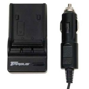 Targus 100-240v AC/DC Lithium-Ion Rapid Battery Charger