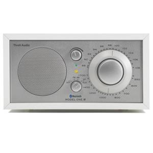 Tivoli Audio Model One M1BTWHT Bluetooth AM/FM Radio