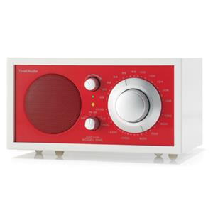 Tivoli Audio Frost White Collection Model One M1FWER AM/FM Table Radio
