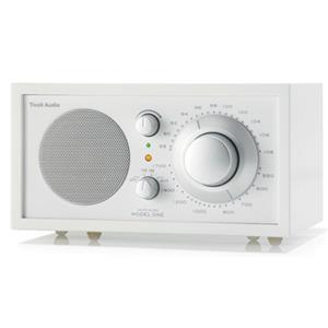 Tivoli Audio Frost White Collection Model One M1FWSW AM/FM Table Radio
