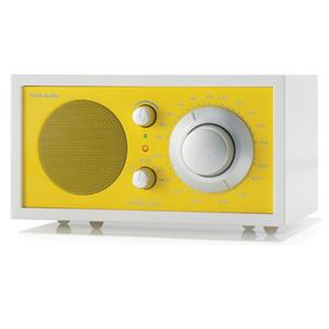 Tivoli Audio Frost White Collection Model One M1FWSY AM/FM Table Radio