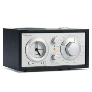 Tivoli Audio Model Three M3BLK AM/FM Clock Radio