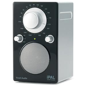 Tivoli Audio iPAL PALIPALB Portable Radio