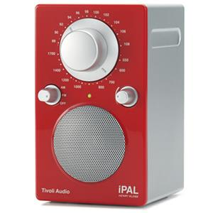 Tivoli Audio iPAL PALIPALR Portable Radio