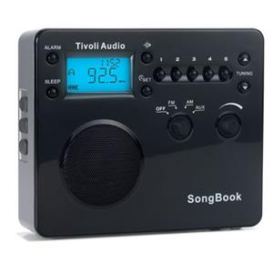Tivoli Audio SongBook SBBS AM/FM Travel Radio