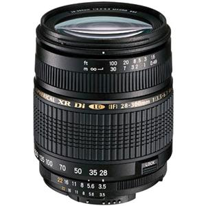 Tamron AF 28-300mm f/3.5-6.3 XR Di Aspherical (IF) Wide Angle-Telephoto Auto Focus Zoom Lens AF061M700