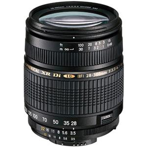 Tamron AF 28-300mm f/3.5-6.3 XR Di Aspherical (IF) Wide Angle-Telephoto Auto Focus Zoom Lens AF061P700