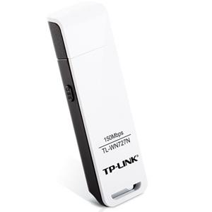 TP-Link TL-WN727N 150Mbps Wireless USB Adapter TL-WN727N