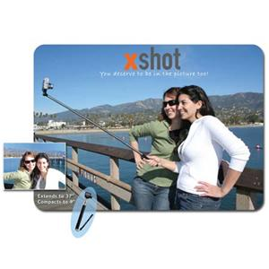XShot 2 Stainless Shield Shaft for Easy Self Portraits: Picture 1 regular