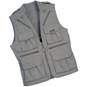 Tamrac 153 - World Correspondent's Vest - Small Khaki: Picture 1 regular