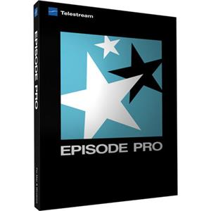 Telestream Telestream Episode Pro 11: Picture 1 regular