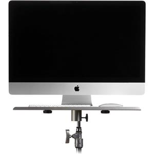 Tether Tools Aero iMac Table, 22x16 inch, Silver: Picture 1 regular