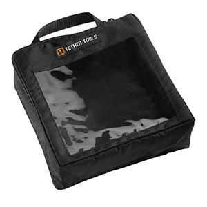 Tether Tools Pro Cable Organization Case - Large (10in x 10in x 4in) #TTPCC10: Picture 1 regular