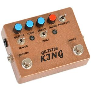 T-Rex Gristle-King Gristle Boost/Overdrive Pedal GRISTLE-KING