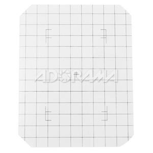 Toyo 4x5 Plain Grid Ground Glass standard with 45C: Picture 1 regular