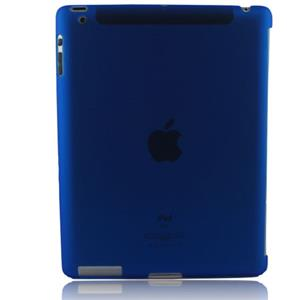 Urbano Design Smart Cover Companion Acrylic Skin for iPad 2, Light Blue: Picture 1 regular