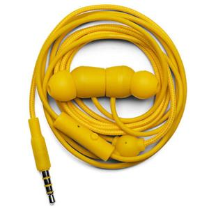Urbanears Bagis Earphone, Mustard: Picture 1 regular