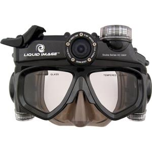 Liquid Image Wide Angle Scuba Series Full HD 1080p 12MP Camera Mask 325