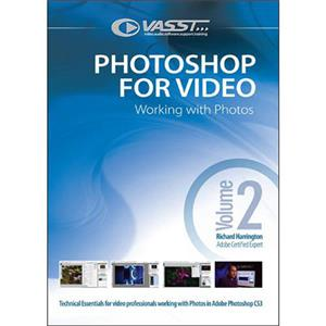 Vasst Training DVD: Photoshop for Video, Vol. 2