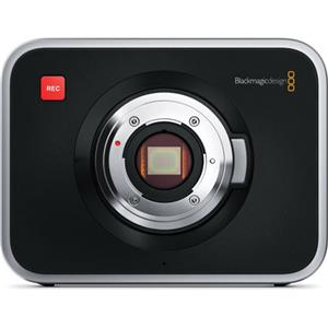 Blackmagic Cinema Camera with EF Mount