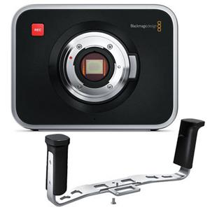 Blackmagic Cinema Camera MFT with Camera Handles