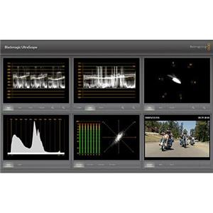 Blackmagic Design TVTEUS/PCI UltraScope 3GB/s SDI: Picture 1 regular