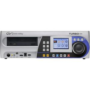 Grass Valley Turbo iDDR Intelligent Digital Disk Recorder TURBO1