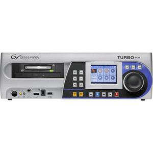 Grass Valley SD/HD Pro AV Intelligent Digital Disk Recorder TURBOR