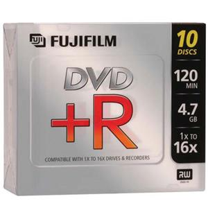 Fujifilm DVD+R: Picture 1 regular