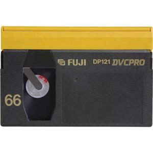 Fujifilm DP121-66M DVCPro Digital Video Cassette