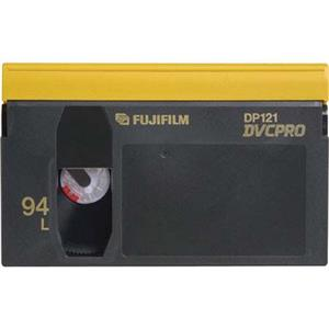 Fujifilm DP121-94L DVCPro Digital Video Cassette