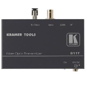 Kramer Electronics 611T Fiber Optic Transmitter 611T