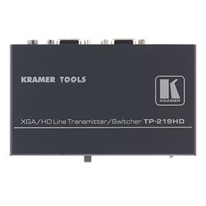 Kramer Electronics TP-219HD 2x1 Computer Graphics and HDTV Video Switcher Over Twisted-Pair Transmitter TP-219HD