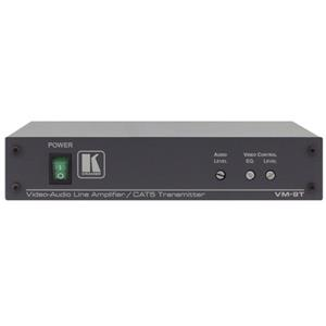 Kramer VM-9T 1:2 Composite Video & Stereo Audio Line Amplifier VM9T