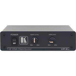 Kramer VP-2XL 1:2 Computer Graphics Video & Stereo Audio Distribution Amplifier VP2XL