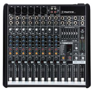 Mackie ProFX12 12-Channel Desktop Sound Reinforcement Mixer