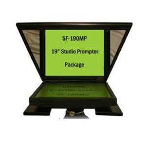 Mirror Image SF-190MP Studio Series Teleprompter with 19