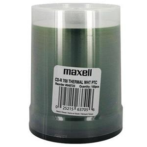 Maxell CD-R PTC 700MB: Picture 1 regular