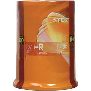 TDK DVD-R: Picture 1 regular
