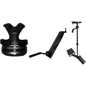 VariZoom Hollywood Lite FlowCam GT Fully Supported Single-Arm Sabilizer System: Picture 1 regular