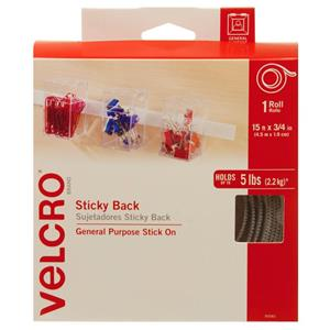 Velcro Sticky Back Hook and Loop Tape 90082