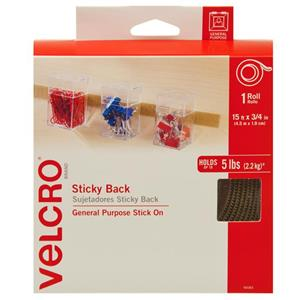Velcro Sticky Back Hook and Loop Tape 90083
